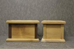 Stained Cedar